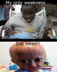 Oh Dat Head by cyanidefuax