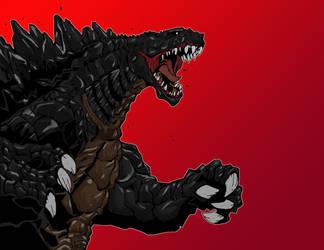 Godzilla 2014 vs.? by rebis