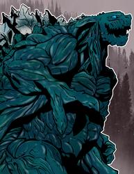 Godzilla Planet by rebis