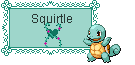 Squirtle Stamp by TheLuckyOneX