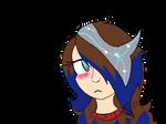 Human Sapphire  by TheLuckyOneX