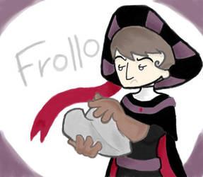 -Frollo- by bullborgnine-Fan