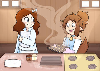 Cooking Fun (Featured Character) by Shake666Productions