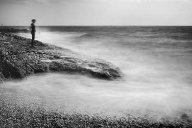 farewell from the sea II by torobala