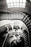 stairway in the school by torobala