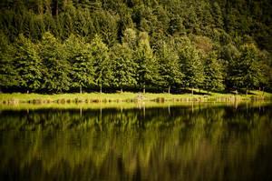 mirror-lake I by torobala