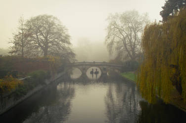 Foggy Morning In Cambridge V by torobala