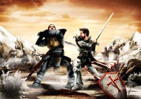 knights by AEVU
