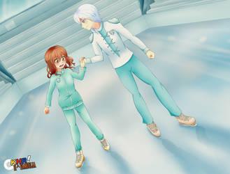 2YL Manga Illustration #279 by Lushia