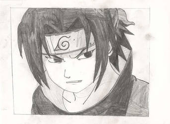 Sasuke by Colorwolf