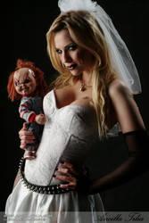 Bride of Chucky sequal by AncillaTilia