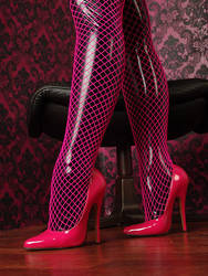 my pink-shot by AncillaTilia