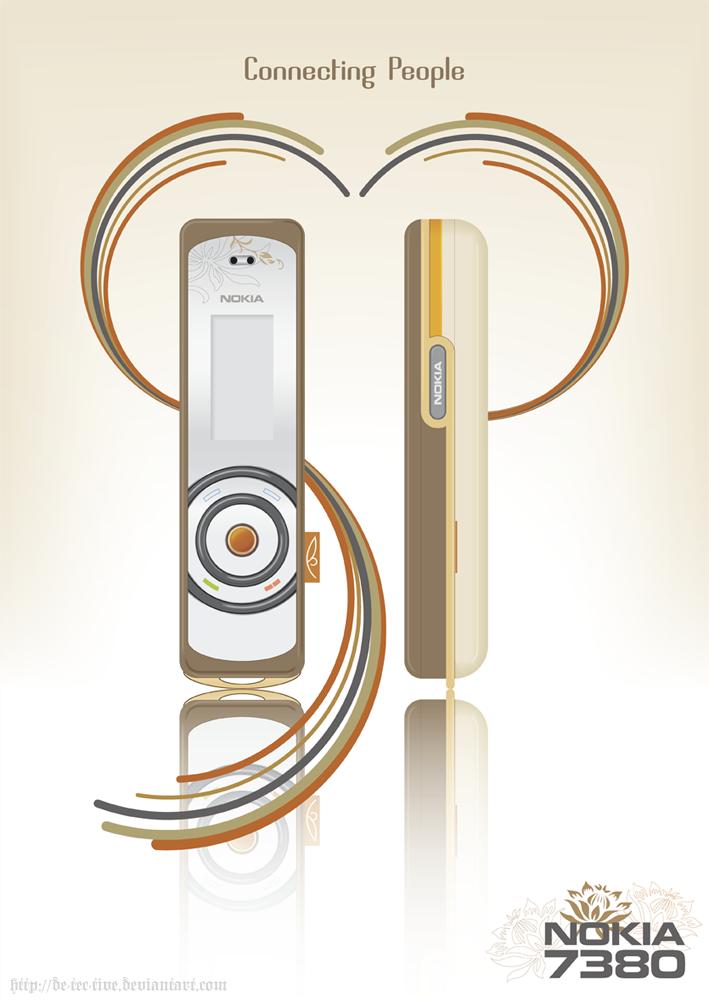 Nokia poster by de-tec-tive