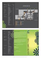 Centro brochure flat by de-tec-tive