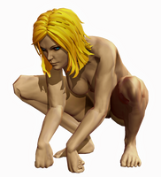 Y'shaati, the Spirit of Amazonia #02 by Screwiest