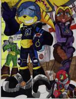 Q-Force Assemble by ZeroA