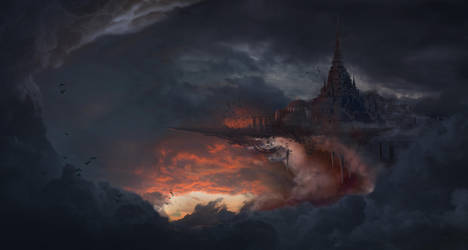 Citadel of shadows by Sedeptra