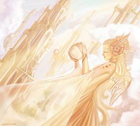 Heaven by Sedeptra