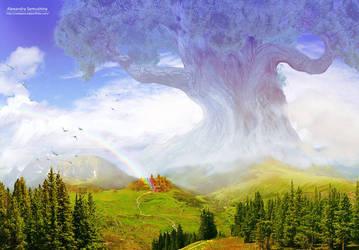 Asgard by Sedeptra