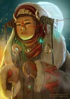Shaman by Sedeptra