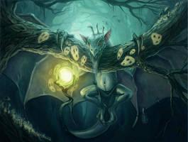 The Bat by Sedeptra