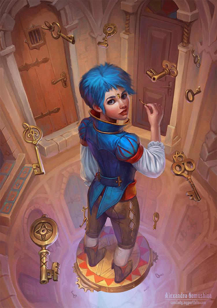 The key by Sedeptra