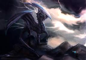 Dragon by AnnaKowalczewska