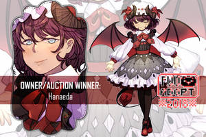 Baphomette [Adoptable] Auction CLOSED! by Fuumaru