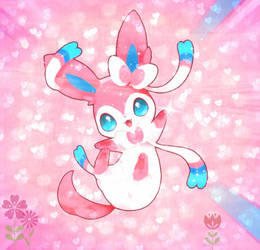 Sylveon by Miss-Sylveon