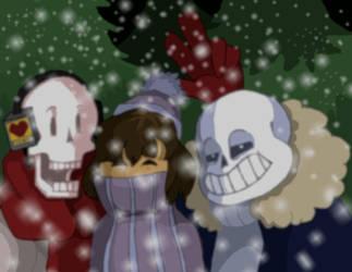 Happy Holidays by jellyandjamXD