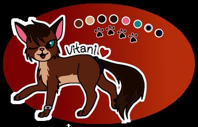 Vitani Reference [2014] by Twitterful-Lumicity
