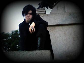 Vampire Vlad by VladTurunen