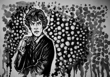 Sherlock by YukiChan89