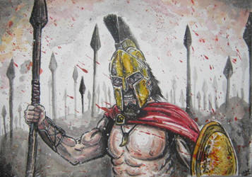Leonidas by YukiChan89