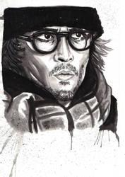 Johnny Depp by YukiChan89