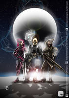 Destiny Complete by KickStartDesigns