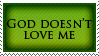 No Love From god by Haters-Gonna-Hate-Me
