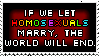 HOMOSEXUALS R BAD by Haters-Gonna-Hate-Me