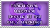 Traditional Marriage by Haters-Gonna-Hate-Me