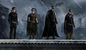 Gotham Knights by fmirza95