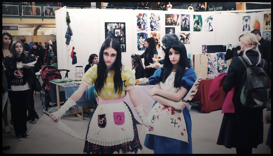 Alice Madness Returns in Japan...