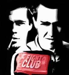 Fight Club by I-Luv-Reggie-Bush