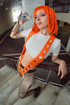 Leeloo Dallas - Multi Pass by Rei-Doll