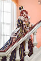 Stairs of Pain by Rei-Doll