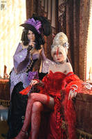 Bloody Ladies by Rei-Doll