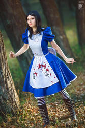 American McGee Alice - costume tribute by Rei-Doll
