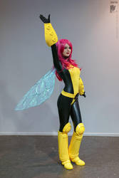 X-Men - Pixie - Costume Tribute by Rei-Doll