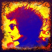Bob Dylan Design by Heldericht