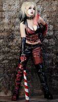 Arkham City by Shermie-Cosplay