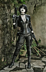 Domino by Shermie-Cosplay